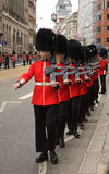 Welsh Guards Stock Images