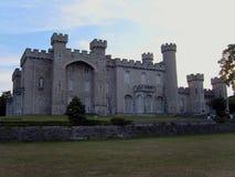 Welsh kasztel Fotografia Royalty Free