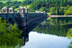 Welsh Lake Royalty Free Stock Images