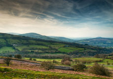 Welsh Mountain View Stock Images