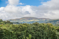 Welsh mountains Royalty Free Stock Photos