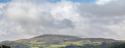 Welsh mountains Royalty Free Stock Images