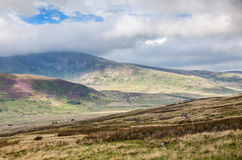 Welsh mountains Stock Photos