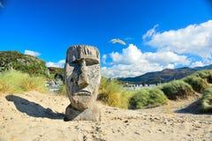 Welsh plaży głowa obrazy stock