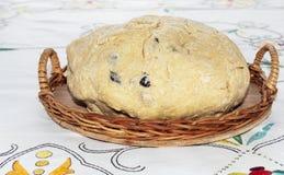 Welsh tortowy ciasto Fotografia Stock