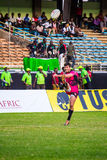 Welsh Warriors beat Argentina at Safaricom Sevens 2014 Royalty Free Stock Photo