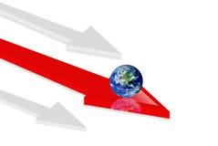 Weltänderung Stockbilder