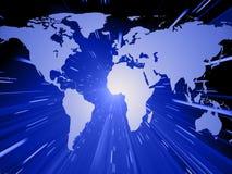 Welt stock abbildung