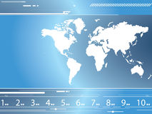 Welt Lizenzfreies Stockfoto