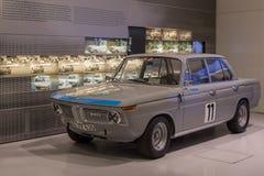 Welt BMWs 2000ti, BMWs u. Museum stockfotos