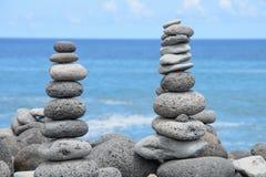 Welt der Balance Stockbild