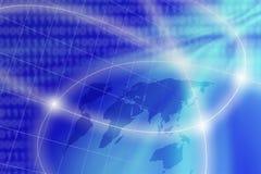 Welt der Technologie Lizenzfreie Stockfotografie