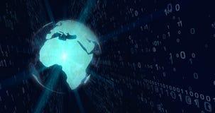 Welt des Digitaltechnikkonzeptes Lizenzfreies Stockbild