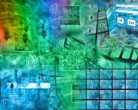 Welt des Internets Lizenzfreie Stockbilder