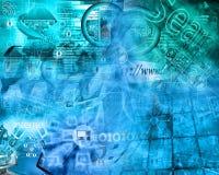 Welt des Internets Lizenzfreies Stockbild