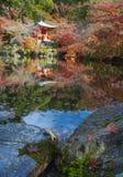 Welt-Erbe-Daigoji-Tempel, Kyoto Stockfotos