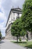 Welt Museum Vienna Stock Images