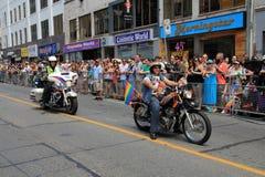 Welt Pride Parade 2014 Lizenzfreies Stockbild