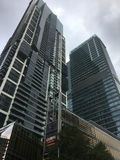 Welt quadratisches Sydney Stockfotografie