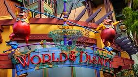 Welt von Disney Lizenzfreie Stockfotografie