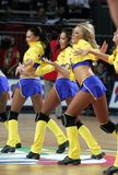 Weltbasketball-Meisterschaft Stockfotografie