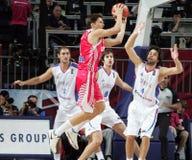 Weltbasketball-Meisterschaft Stockfotos