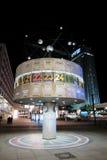 Weltborduhr Berlin Lizenzfreie Stockfotos
