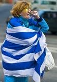 Weltcup 2010 in Montevideo Uruguay Stockfotografie