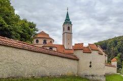 Weltenburg Abbey, Germany Stock Photo