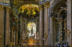 Weltenburg Abbey, Germany Stock Photo