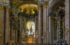 Weltenburg-Abtei, Deutschland Stockfoto