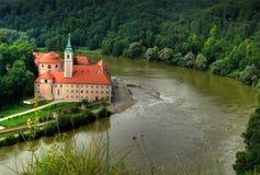 weltenburg klasztoru Zdjęcia Royalty Free