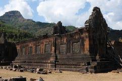 Welterbe Wat Phou: Khmer-Tempel in Süd-Laos lizenzfreies stockfoto