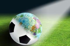 Weltfußball Stockbilder