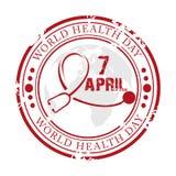 Weltgesundheits-Tag Lizenzfreie Stockbilder