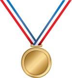 Weltgrößte Medaille Lizenzfreie Stockfotografie