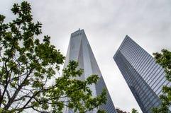 Welthandels-Mitte, New York Lizenzfreies Stockfoto
