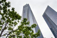 Welthandels-Mitte, New York Lizenzfreie Stockbilder
