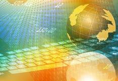 Weltinvestor Lizenzfreie Stockfotos
