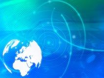 Weltkarte Lizenzfreies Stockbild