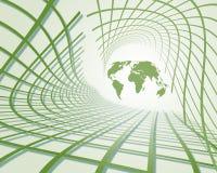 Weltkartehintergrund Stockbilder