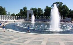 Weltkrieg-Denkmal Lizenzfreies Stockbild