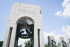 Weltkrieg-Denkmal Lizenzfreie Stockfotografie