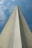 Weltkrieg-Denkmal Stele lizenzfreie stockfotografie
