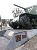 Weltkrieg ll Bastogne Stockfotografie