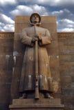 Weltkriegdenkmal Stockfoto