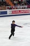 Weltmeisterschaft auf Abbildung Eislauf 2011 Stockfoto