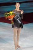 Weltmeisterschaft auf Abbildung Eislauf 2011 Lizenzfreie Stockfotografie