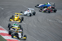 Weltmeisterschaft durch Renault Stockbilder