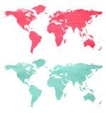 Weltpapier stockfoto